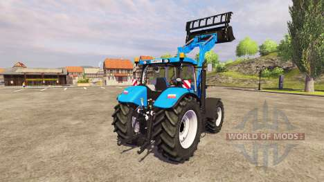 New Holland T7040 FL pour Farming Simulator 2013