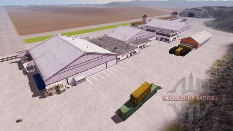 Kansas v1.1 für Farming Simulator 2013