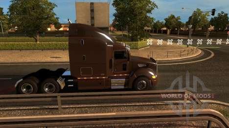 Peterbilt 386 pour Euro Truck Simulator 2