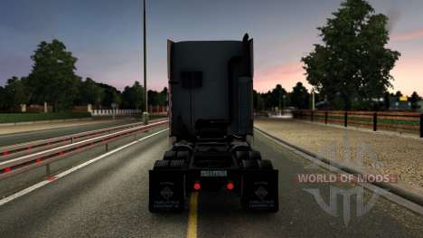 International 9800 P Edit pour Euro Truck Simulator 2