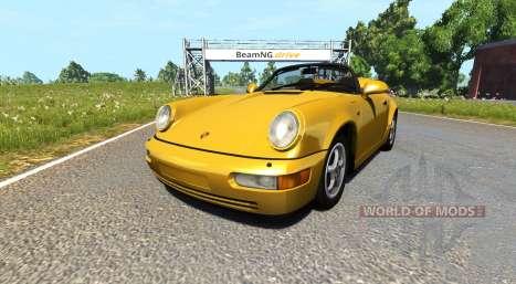Porsche 911 Carrera 2 Speedster pour BeamNG Drive