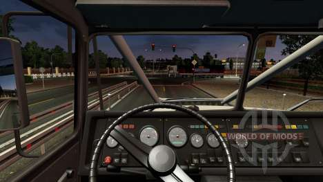 Oural 43020 pour Euro Truck Simulator 2