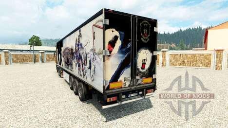 Berlin Polarbears für Euro Truck Simulator 2