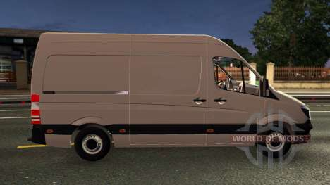Mercedes-Benz Sprinter CDI311 2014 pour Euro Truck Simulator 2