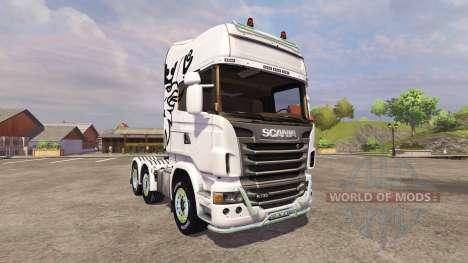 Scania R730 Topline v2.0 pour Farming Simulator 2013