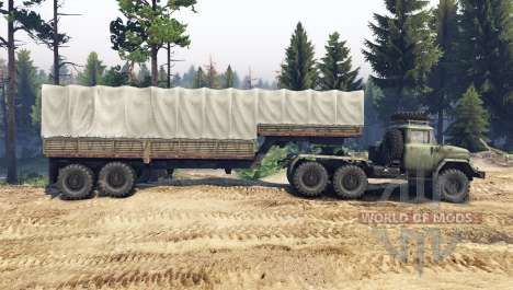 ZIL-137 pour Spin Tires
