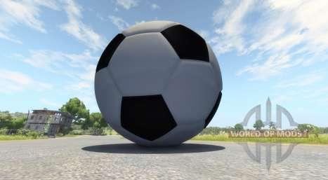 Riesen-Fußball für BeamNG Drive