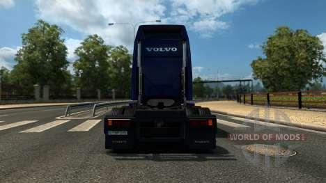 Volvo VNL 670 pour Euro Truck Simulator 2