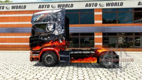 Scania R730 2008 für Euro Truck Simulator 2