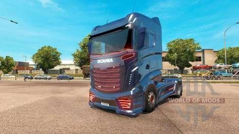 Scania R1000 Concept v3.5 für Euro Truck Simulator 2
