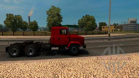 KRAZ 6443 für Euro Truck Simulator 2