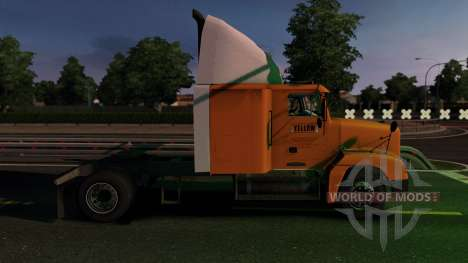Freightliner FLD 120 4x2 pour Euro Truck Simulator 2