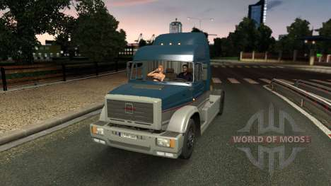 ZIL-5423 für Euro Truck Simulator 2