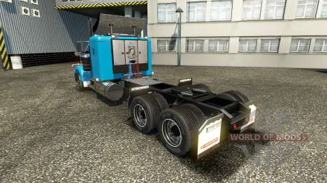 Kenworth W900A pour Euro Truck Simulator 2