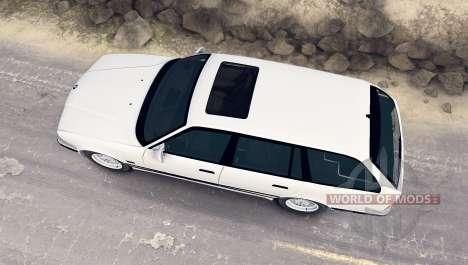 BMW 525iX (E34) Touring für Spin Tires