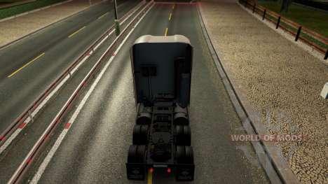 International 9800 P Edit für Euro Truck Simulator 2