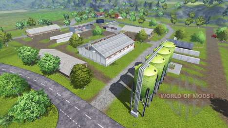 Fiatagri v1.1 pour Farming Simulator 2013