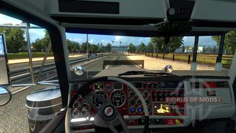 Kenworth Long Edition pour Euro Truck Simulator 2