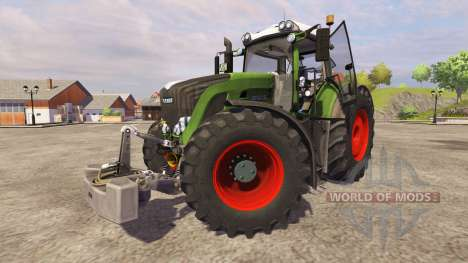 Fendt 936 Vario [fixed] pour Farming Simulator 2013
