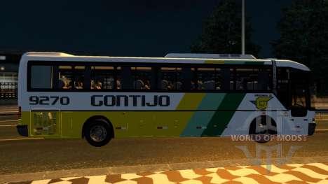 EAA Bus V1.5.1 für Euro Truck Simulator 2