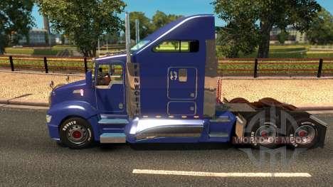 Kenworth T660 für Euro Truck Simulator 2