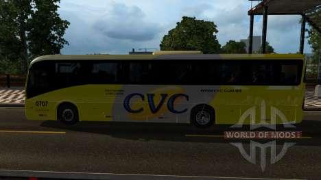 EAA Bus V1.5.1 pour Euro Truck Simulator 2