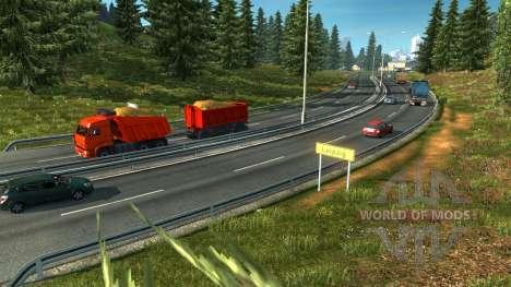 Ewige Tag für Euro Truck Simulator 2