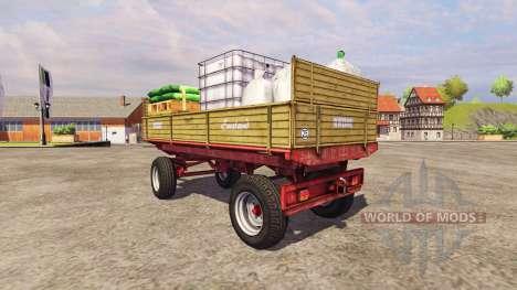 Krone Emsland Service pour Farming Simulator 2013
