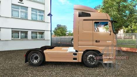 Mercedes-Benz Actros MP2 für Euro Truck Simulator 2