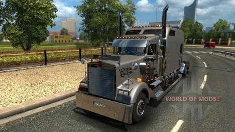 Kenworth Long Edition für Euro Truck Simulator 2