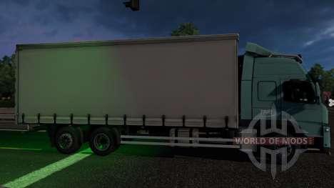 Volvo FM13 BDF pour Euro Truck Simulator 2