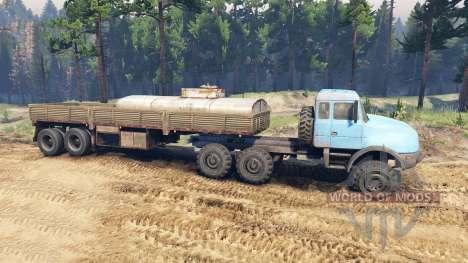 Ural-44202-59 für Spin Tires