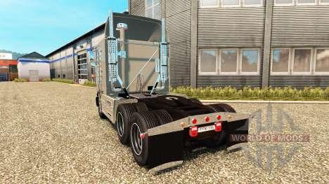 Kenworth K100 v2.2 pour Euro Truck Simulator 2