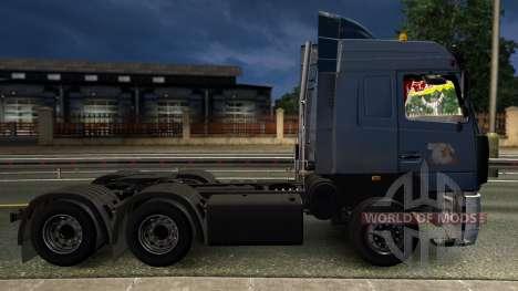 MAZ 5440 A8 für Euro Truck Simulator 2