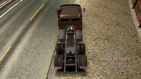 Mercedes-Benz 1934 für Euro Truck Simulator 2