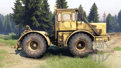 K-700 Kirovets pour Spin Tires