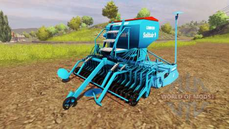 Lemken Solitar 9 pour Farming Simulator 2013