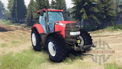 Case IH Puma CVX 160 pour Spin Tires
