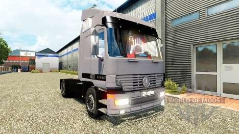 Mercedes-Benz Actros MP1 für Euro Truck Simulator 2