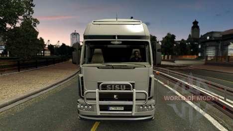 Sisu R500 für Euro Truck Simulator 2