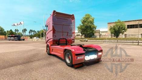 Scania R1000 Concept v3.5 pour Euro Truck Simulator 2