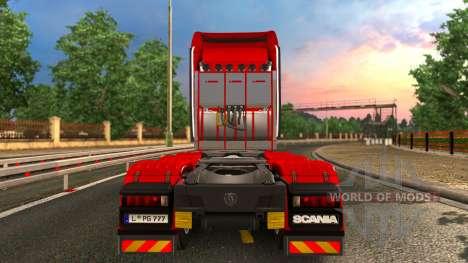 Scania T v1.7.1 Review pour Euro Truck Simulator 2