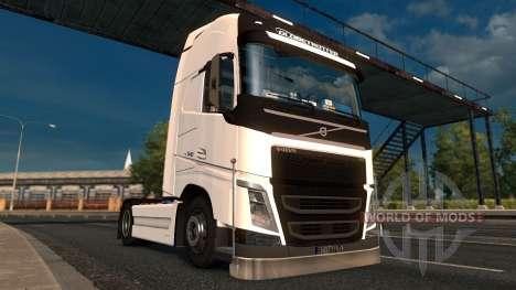 Volvo FH4 540 pour Euro Truck Simulator 2