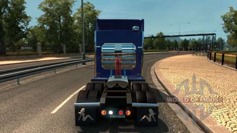 Kenworth T660 pour Euro Truck Simulator 2