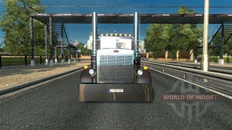 Peterbilt 359 truck mod Limited Edition für Euro Truck Simulator 2