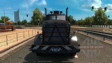 Peterbilt 351 pour Euro Truck Simulator 2