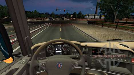 Scania 4 Baltic pour Euro Truck Simulator 2