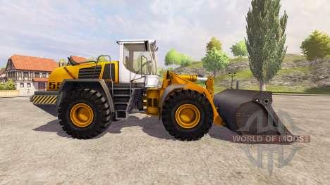 Liebherr L550 pour Farming Simulator 2013