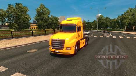 Oural 6464 pour Euro Truck Simulator 2