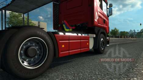 Scania 4 v1.0 pour Euro Truck Simulator 2